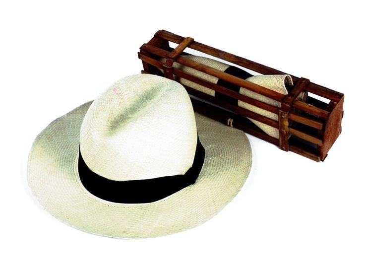 Sombrero Aguadeño Extrafino - Catálogo de Productos - Artesanías de Colombia