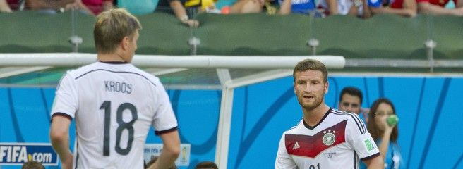 DFB-Spieler Mustafi und Kroos die großen Gewinner des WM-Jahres
