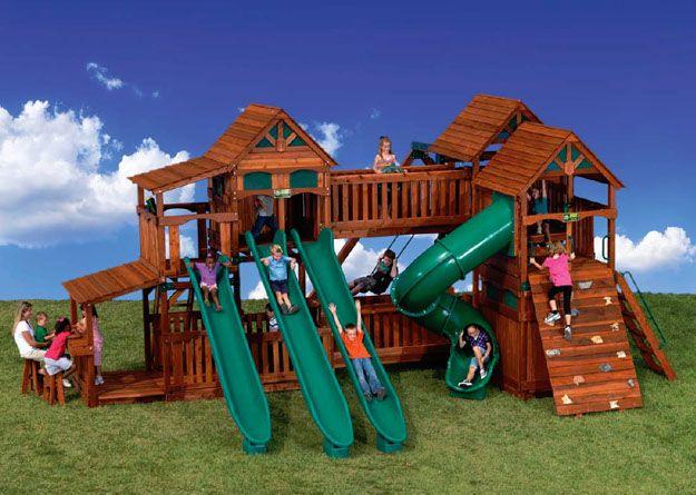 Backyard Swing Sets Unique Design Backyard Swing Sets For Kids Backyard  Playsets Concept