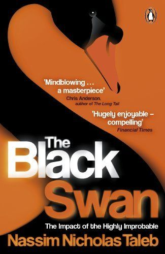The Black Swan: The Impact of the Highly Improbable by Nassim Nicholas Taleb, http://www.amazon.com.au/dp/B002RI99IM/ref=cm_sw_r_pi_dp_qrqdwb0Y4YH94