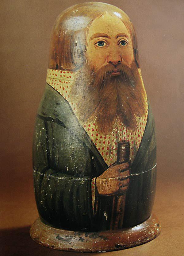 Matroyshka Old man