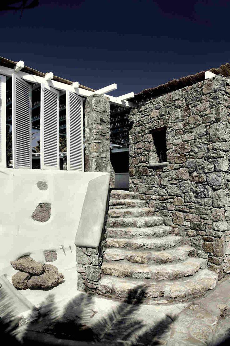Отель San Giorgio на острове Миконос, Греция