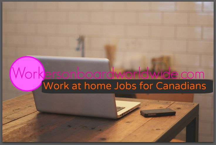 If you live in Canada and want to work from home, there are a few work at home job opportunities that are currently in need of home agents in your area.