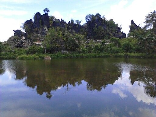 Another karst mountains