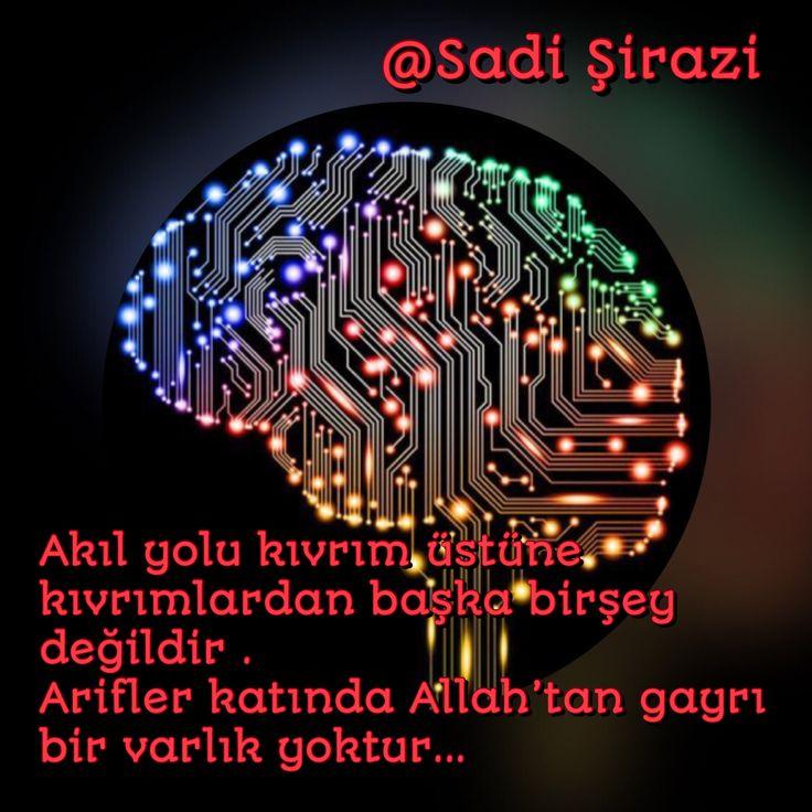 #tasavvuf #sadi şirazi