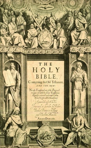 King James Version (turned 400 last year)