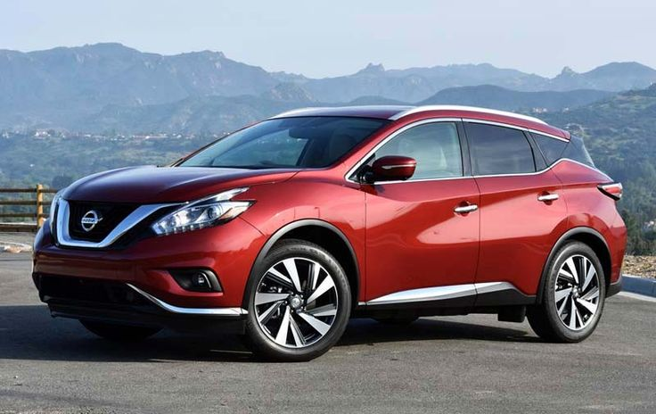 2017 Nissan Murano overview