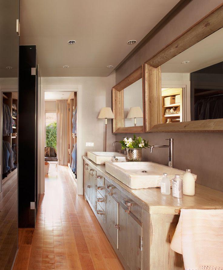 29 best mueble lavamanos images on Pinterest Bathroom, Bathrooms - bao vestidor