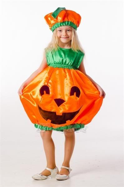Детский костюм тыквы