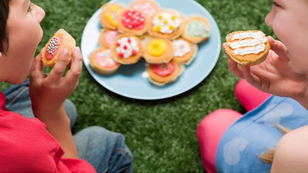 Channel 4 Fairtrade recipes to cook with kids