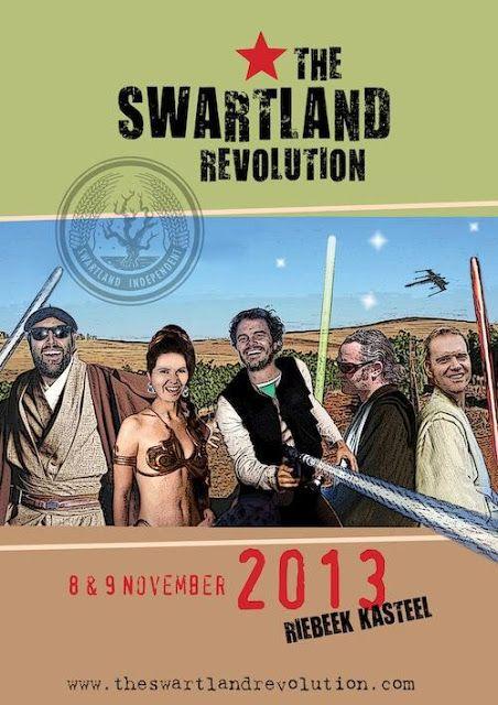 The Swartland Revolution (8-9 November 2013)