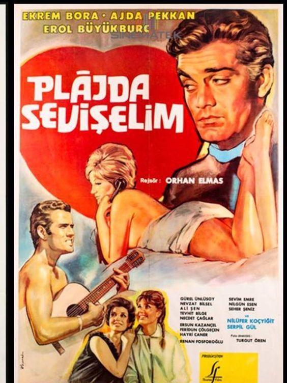 1964 Plajda sevişelim
