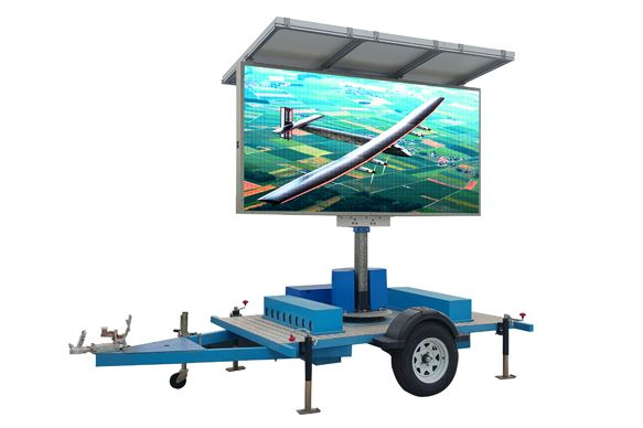 China Taxi Top LED Display, Bus LED Display, Portable LED Sign Manufacturer