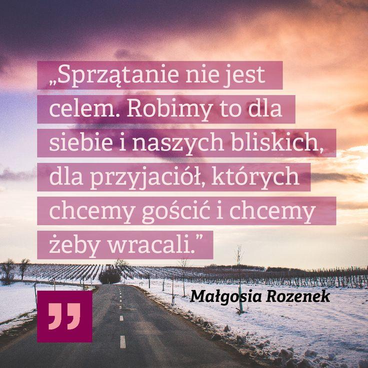"""""""Perfekcyjna Pani Domu"""" Autor: Małgorzata Rozenek"""
