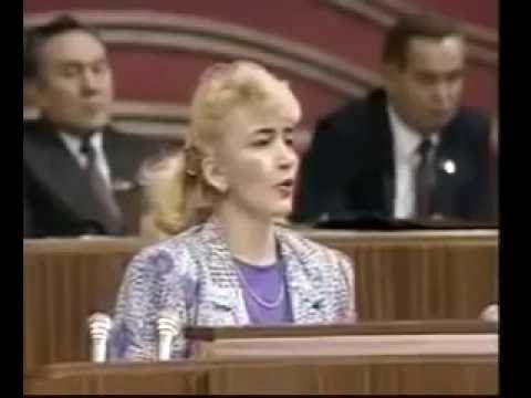 КАК ЖЕ ОНА БЫЛА ПРАВА. ВИДЕО 1990 ГОДА
