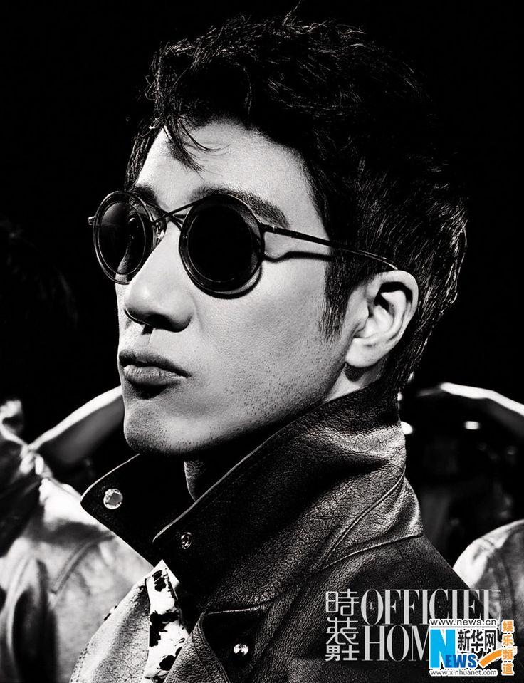 Singer Wang Leehom