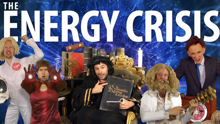 The Energy Crisis - feat. Copernicus [RAP NEWS 22 World Dog Awards #AllRoundThePlanet youtube by The CW Television Network