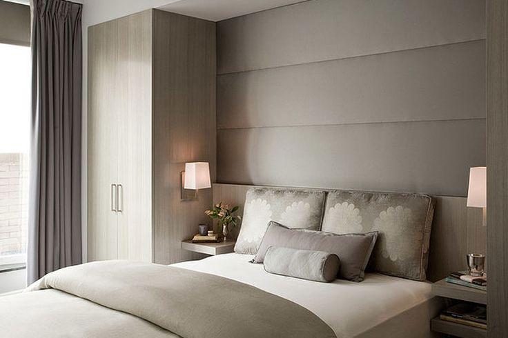 M s de 1000 ideas sobre mesillas de noche en pinterest - Apliques pared dormitorio ...