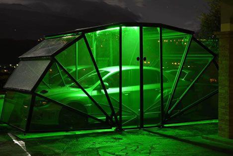 Gazebox Foldable Carport Gazebo Garage For Cars Motors Campers And