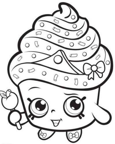 صور رسومات اطفال للتلوين سهلة وبسيطة وغير ملونة للطباعة للحضانة والبيت Shopkin Coloring Pages Princess Coloring Pages Shopkins Colouring Pages