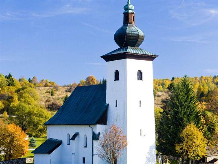 Kostol Kremnické Bane