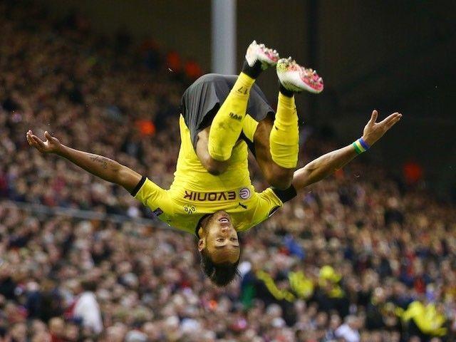 Borussia Dortmund star Pierre-Emerick Aubameyang