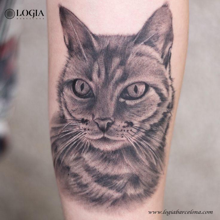 Φ Artist MIGUEL WOM Φ Info & Citas: (+34) 93 2506168 - Email: Info@logiabarcelo... www.logiabarcelon... #logiabarcelona #logiatattoo #tatuajes #tattoo #tatuador #tattooink #tattoolife #tattooworld #tattoobarcelona  #tattoosenbarcelona #ink #artisttattoo #inked #inktattoo #pet #gato #cat #realism #realismo