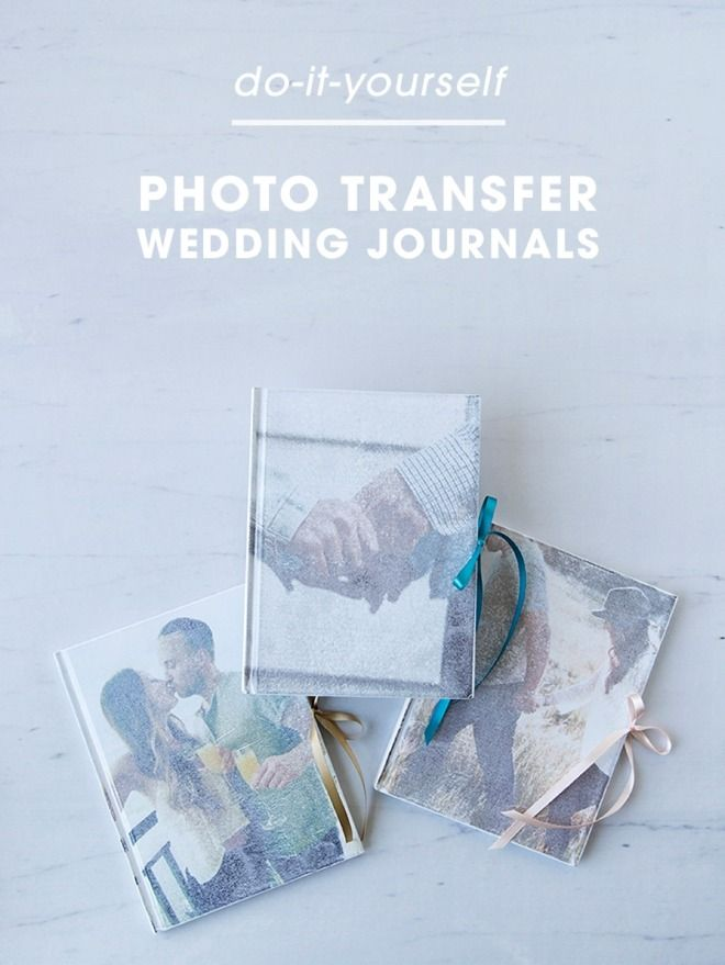 Remember any moment by journaling in style! The photographs on each page will be sure to bring back all of the happy memories. This DIY book is the perfect gift for yourself or for an engagement or marriage.