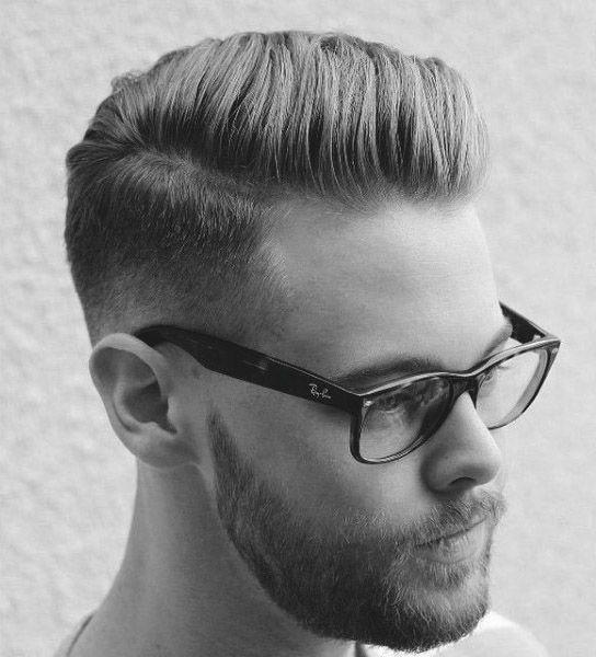 Hairstyles For Short Hair For Men