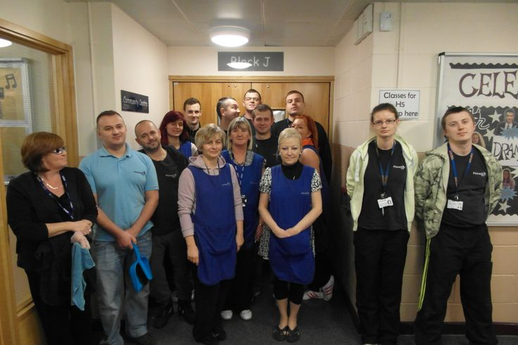 Pinnacle PSG staff help residents in need after Clacton flood evacuation.