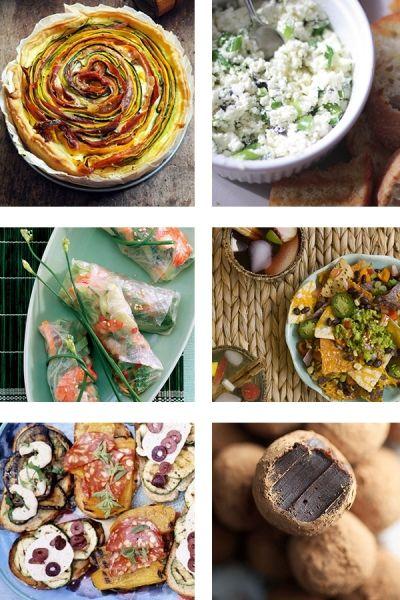 Dineren in de buitenlucht zónder pastasalade of barbecue | ELLE Eten