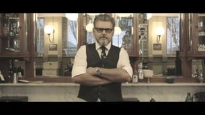 Docufilm Proraso - Robert / New York Barbershop / Rotterdam