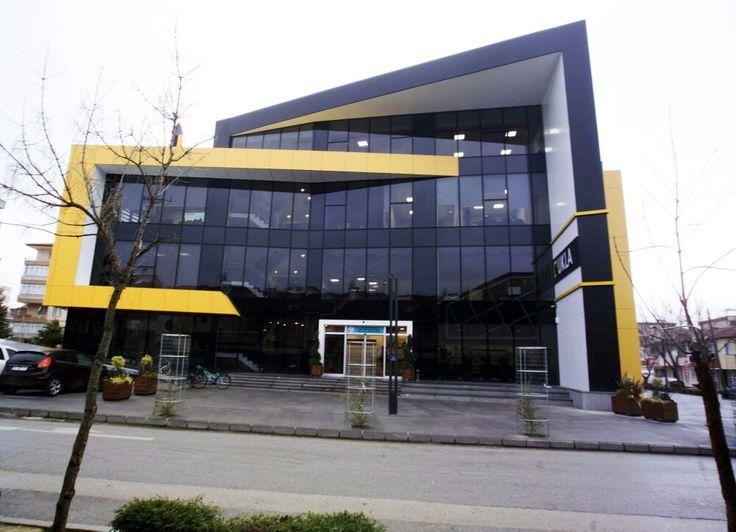 Restaurant Design, Building, Retail Architecture, Exterior Design, Facades,  Mall, Public, Architecture, Buildings