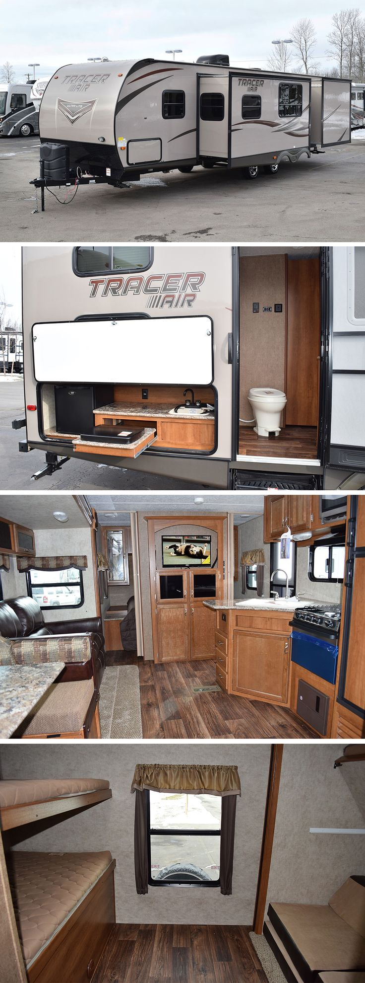2015 prime time tracer travel trailer need something you can tow with mini van or today s crossover suvs the tracer air has you covered