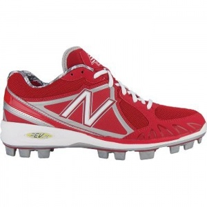 SALE - Mens New Balance MB2000 Baseball Cleats Red - BUY Now ONLY $74.99