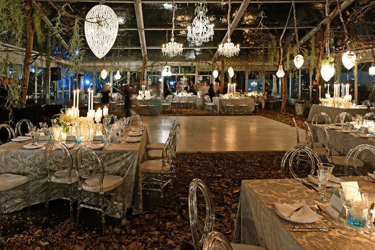 The Bride asked for Fantasy and a large dance floor! The Groom asked for her to be his Wife!