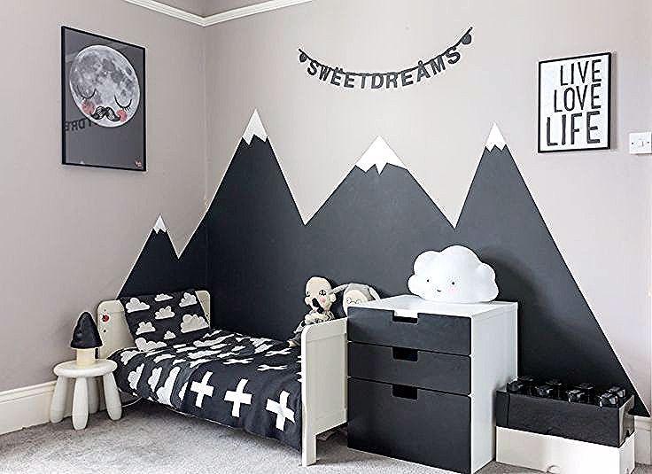3 Platzsparende Ideen Fur Kleine Schlafzimmer Monochrome Bedroom