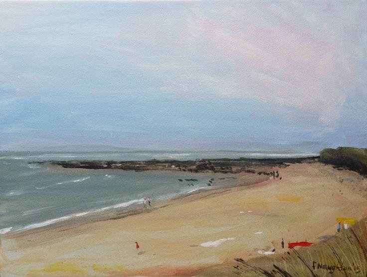 Down to Sugar Sands (Northumberland Coast)
