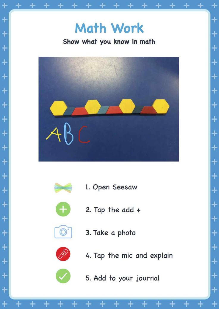 Task Cards: 3 Quick Seesaw Lesson Ideas