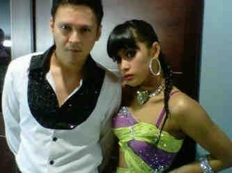 Dancing With The Stars Indonesia, with Ivan Ray - #IvanRay #DWTS @ivanbagasray