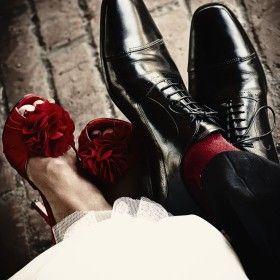 sapato-noiva-colorido-vermelho-flor
