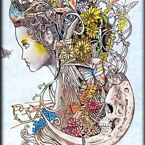 Obrazy maľované akrylom  ArtTila Obrazy-352