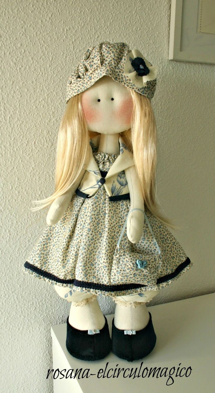 El círculo mágico: Uma, mi muñeca rusa
