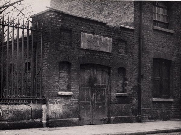 Rotherhithe Watch House