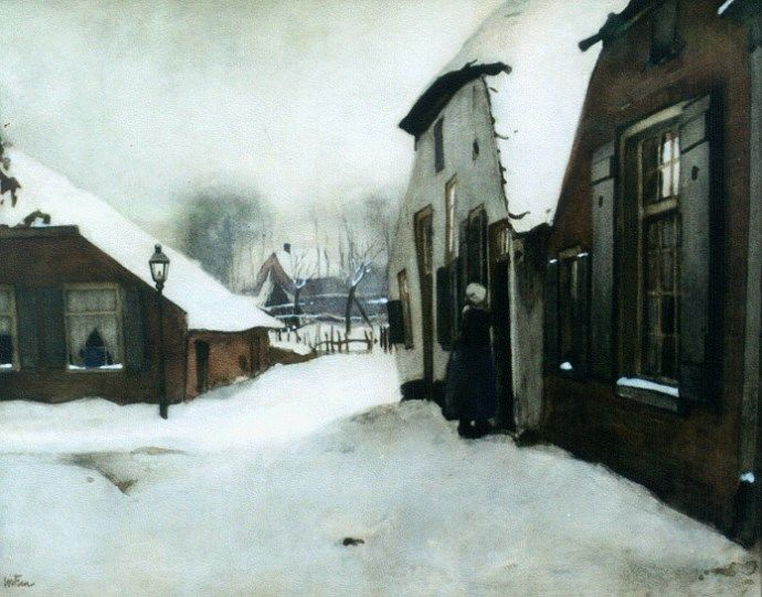 'Willem' Arnold Witsen  1860-1923