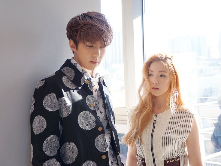 SMTOWN NOW Vyrl Update : CéCi Magazine, February 2016 Issue - Sehun with Irene of Red Velvet (2/2)