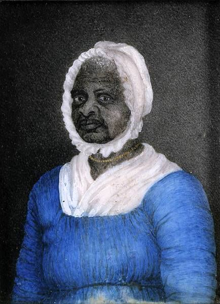 """""""MUM BETT"""" ELIZABETH FREEMAN, became one of the first enslaved African Americans in the state of Massachusetts to file a Legal Petition for Freedom, along with another of Ashley's slaves, a man called Brom. Her 1781 county court case, Brom and Bett v. Ashley, was a direct challenge to the existence of slavery in Massachusetts and her victory set the precedent for a later Massachusetts Supreme Court's ruling that marked the informal ending of slavery, in the state."""