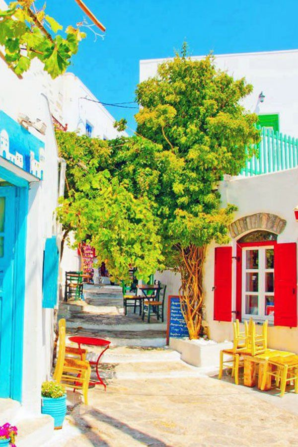 Amorgos Island, Cyclades, Greece