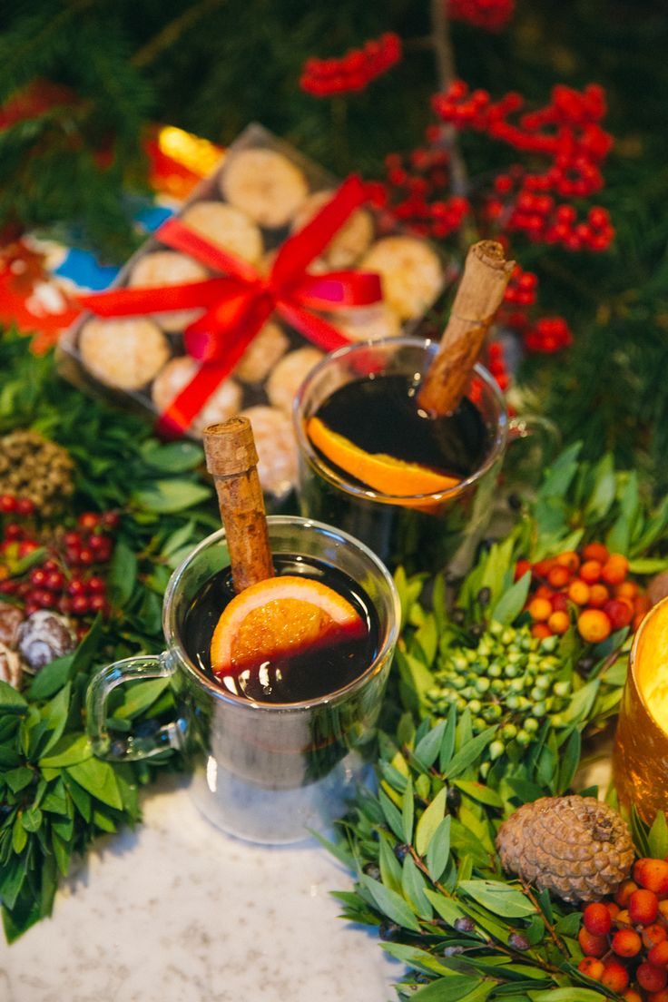 Easy Mulled Wine
