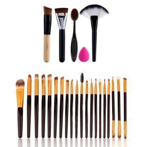Afin de pouvoir se concocter des maquillages dignes des plus grands experts, SMINK lance une collection de trousses professionnelles. Conçus et testés par des professionnels, ces pinceaux en poils synthétiques sont d'une douceur sans égal.. Ils perme